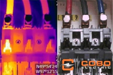 Thermal Imaging Inspection Winnipeg