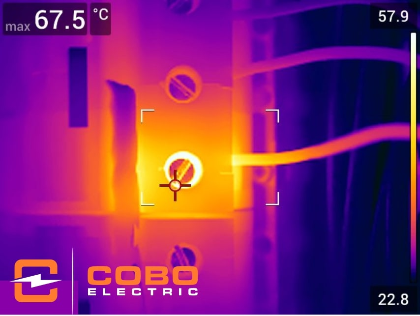 Thermographic Inspection of Circuit Breakers