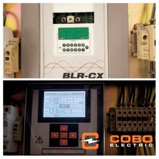 Capacitor Bank Install