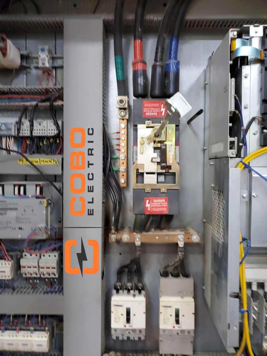 Electrical Contractors Winnipeg for Motor Controls