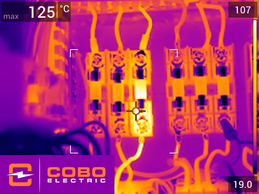 Thermal Imaging Electrical Contractors