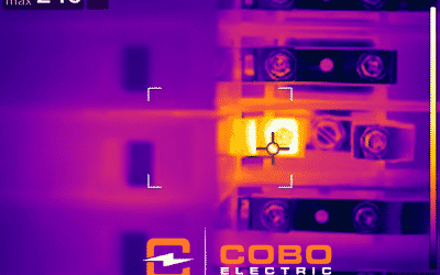 Thermographic Scan Electrical