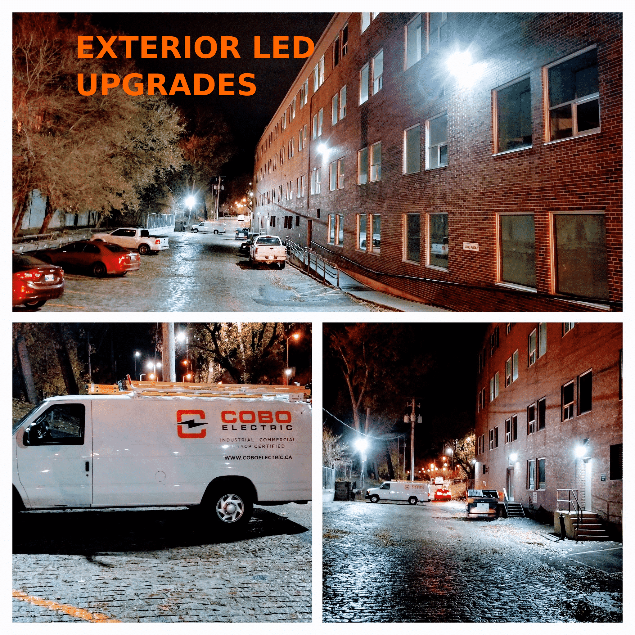 Exterior Lighting Winnipeg
