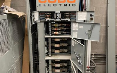 Commercial Electrical Panel