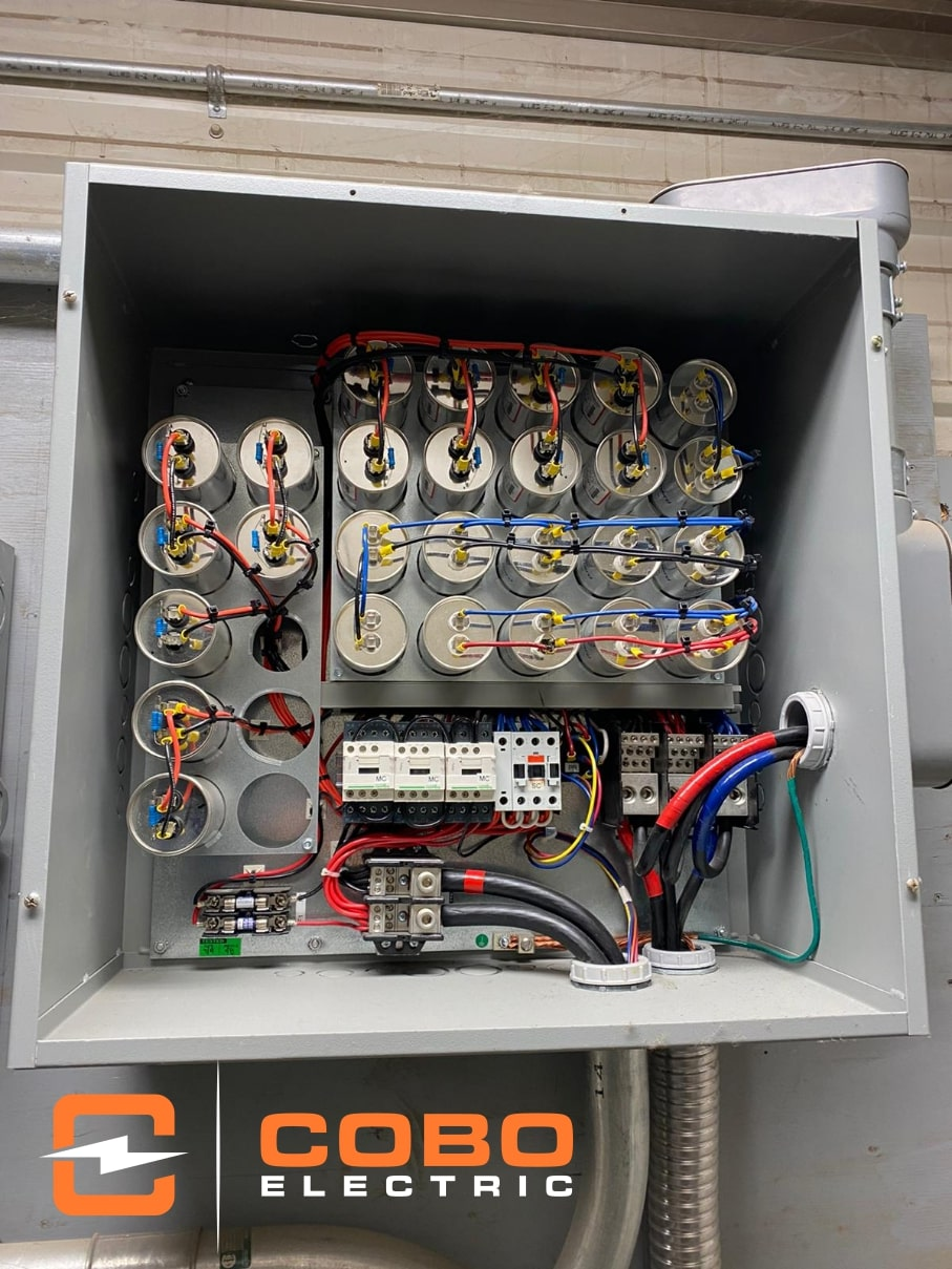Industrial Electrical Panel Box