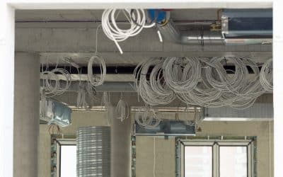 What is a commercial electrician