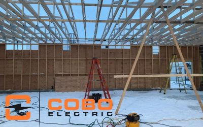 Commercial Electrician Winnipeg for New additions
