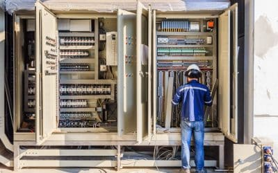 Manitoba industrial electrical contractor