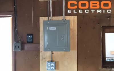 Commercial Electrician Winnipeg for New Electrical Sub Panel