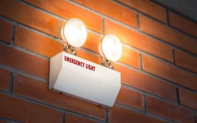 Power outages that affect commercial companies